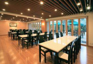 カフェ&レストランメゾピアノ 和風ラウンジ